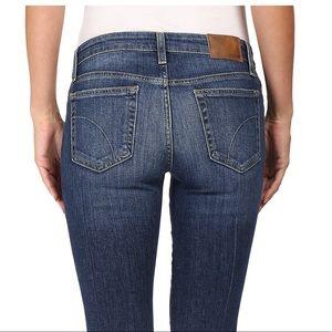 Joe's jeans lizzie style skinny cropped